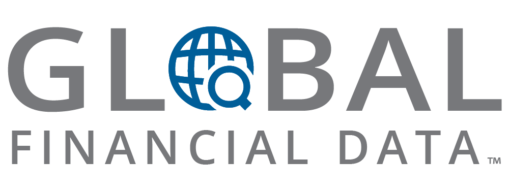 Global Financial Data logo – Gray 65