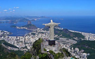 Brazilian Stocks' Wild Ride Through Time