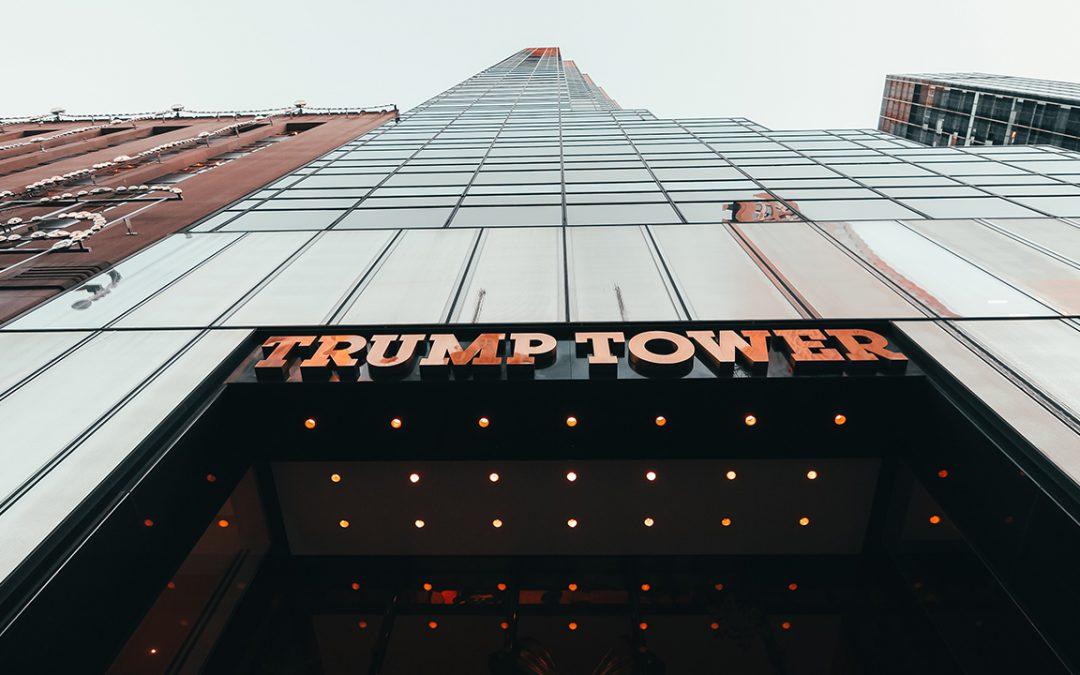 Donald Trump on Wall Street