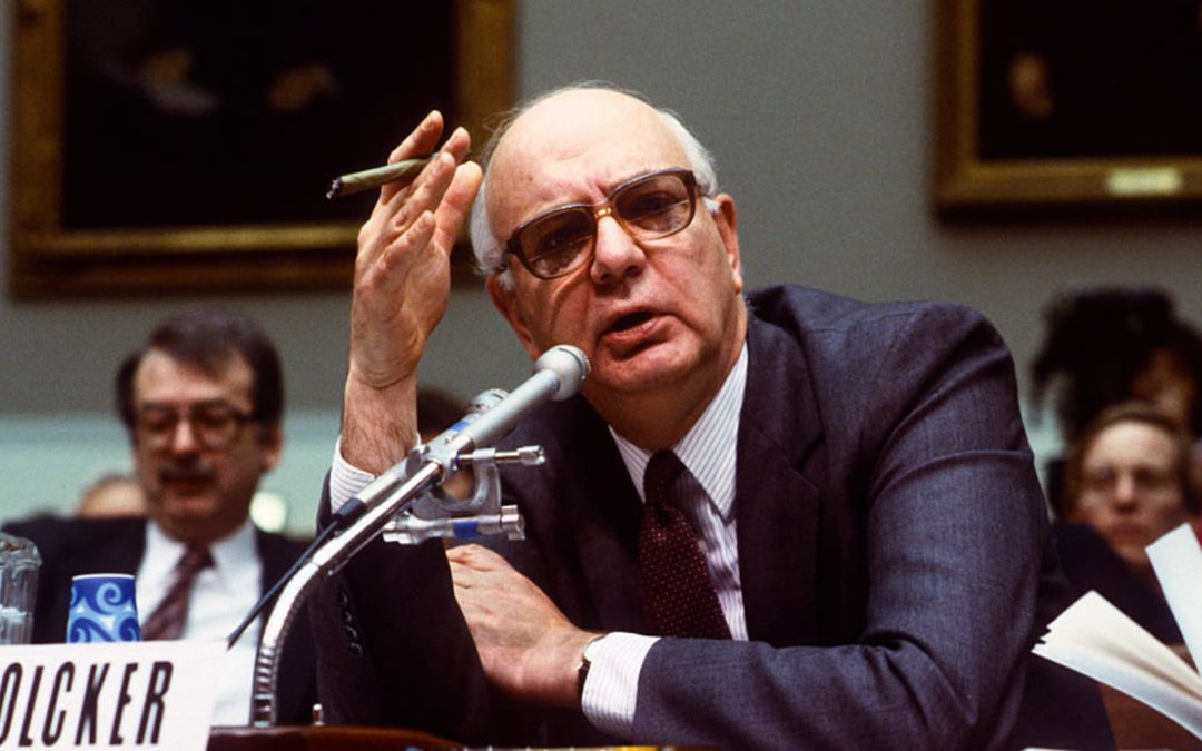 Paul Volcker, the Man Who Changed the Equity Risk Premium
