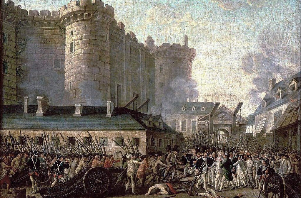 Investors and the French Revolution