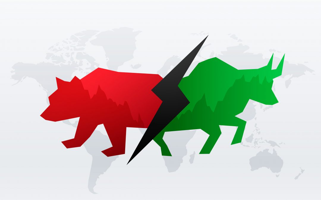 Global Financial Data's Market Tops and Bottoms Indicator