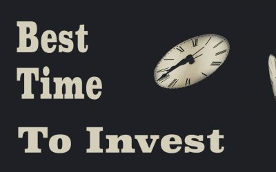 When is the Best Time to Invest in the Stock Market?